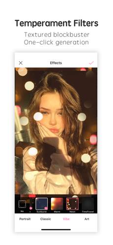 Screenshots Photo Wonder - Ứng dụng chỉnh sửa hình ảnh Photo Wonder