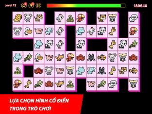 Screenshots Nối Thú Cổ Điển - Game Pikachu cổ điển nối thú