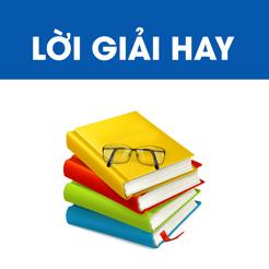 Loigiaihay.com - Lời Giải Hay: Giải bài tập môn học cho tất cả các lớp