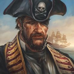 The Pirate: Caribbean Hunt - Game chiến thuật săn tàu cướp biển