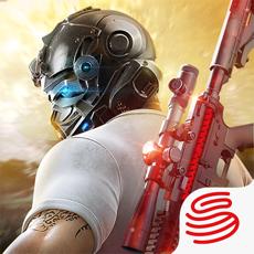 Knives Out - Game bắn súng Battle Royale độc đáo