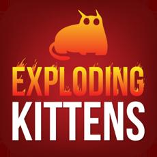Exploding Kittens - Bài Mèo Nổ | Board game trên điện thoại