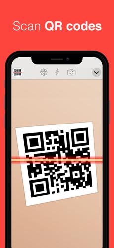 Screenshots QR Reader ϟ - Ứng dụng đọc và tạo mã QR dành riêng cho iOS
