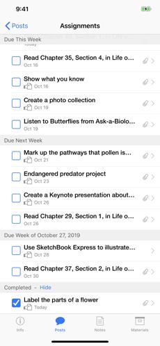 Screenshots iTunes U - Trung tâm tài liệu học tập trực tuyến lớn nhất thế giới