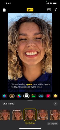 Screenshots Clips: Ứng dụng chỉnh sửa video hiện đại dành cho iPhone, iPad