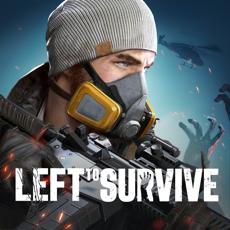 Left to Survive - Game bắn súng sinh tồn, tiêu diệt Zombie