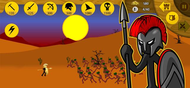 Screenshots Stick War: Legacy - Cuộc chiến người que