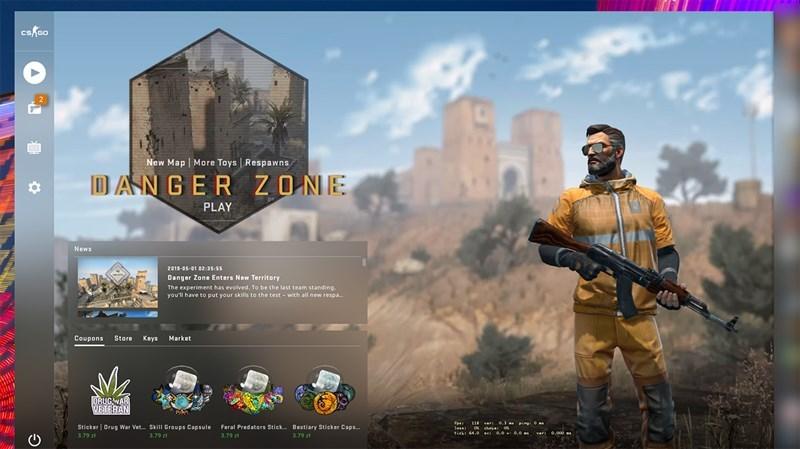 Screenshots CS:GO - Game bắn súng nhiều người chơi nhất trên thế giới