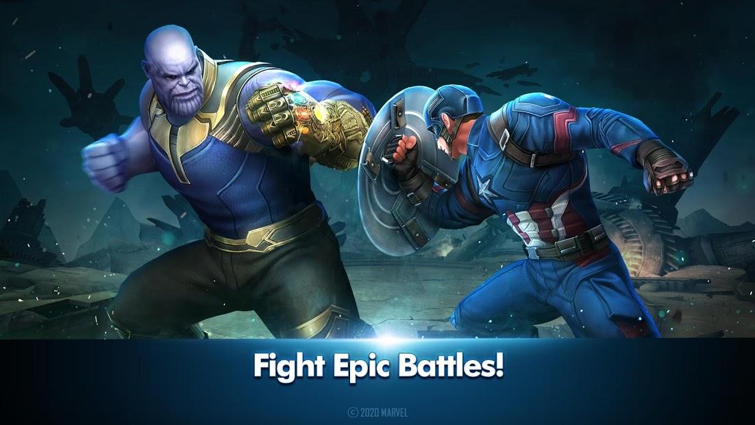 Screenshots MARVEL Future Fight - Vũ trụ Marvel thu nhỏ