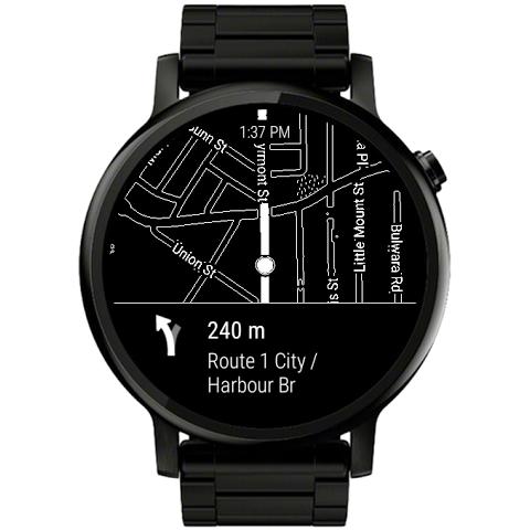 Screenshots Google Maps - Ứng dụng tìm kiếm bản đồ