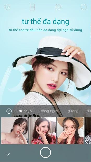 Screenshots Ulike - Ứng dụng chụp ảnh selfie độc đáo