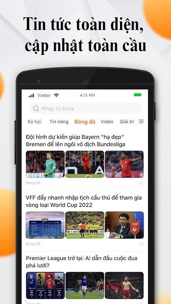 Screenshots Báo hay 24h: Ứng dụng đọc báo, cập nhật thông tin hàng đầu