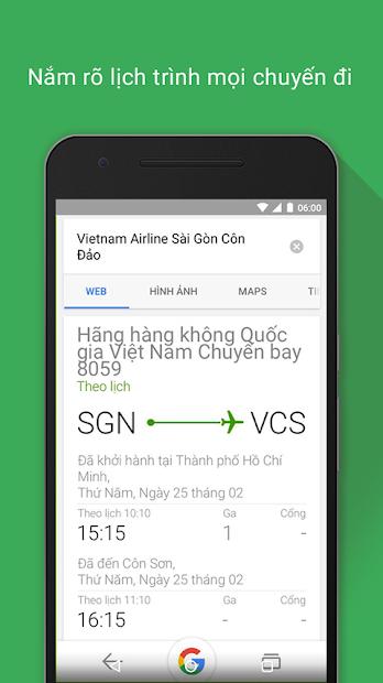Screenshots Google - Công cụ tìm kiếm