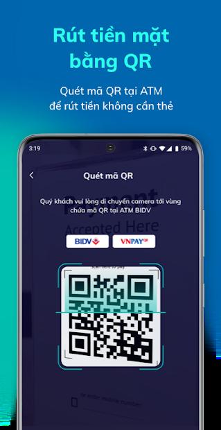Screenshots BIDV Smart Banking: Ngân hàng điện tử BIDV