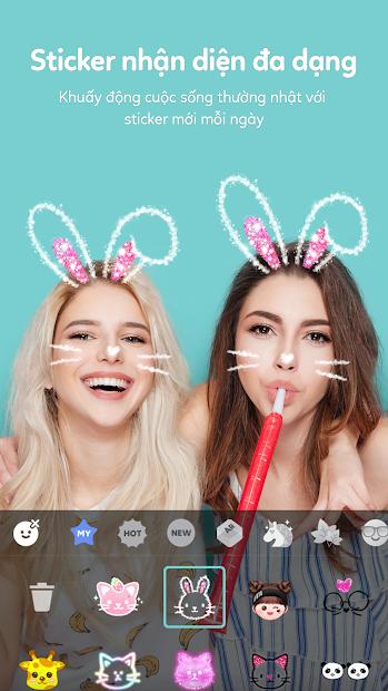 Screenshots B612 - Ứng dụng chụp, chỉnh sửa ảnh selfie cực đẹp miễn phí