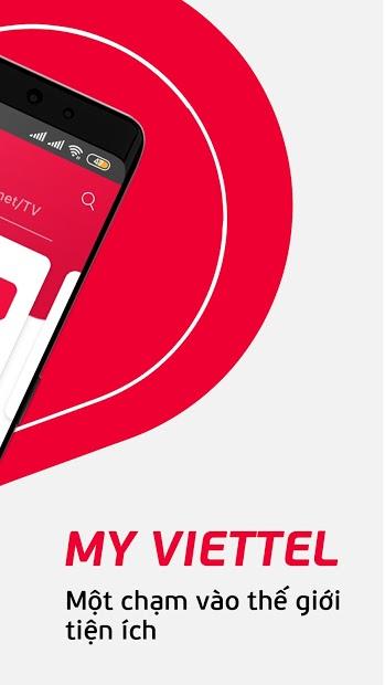 Screenshots My Viettel: Ứng dụng quản lý thuê bao Viettel, đăng ký gói cước khuyến mãi