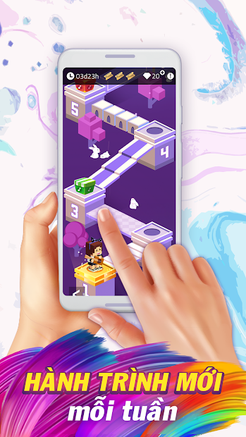 Screenshots Magic Tiles 3: Piano Game - Đen thắng trắng thua