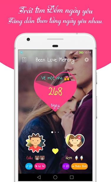 Screenshots Been Love Memory: Đếm ngày yêu