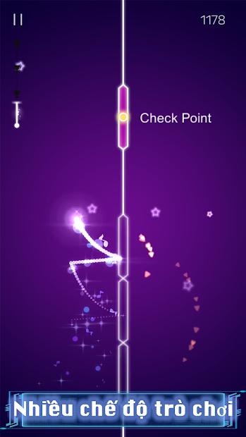 Screenshots Dot n Beat - Hot Music Game - Bấm theo nhạc