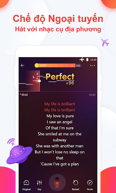 Screenshots Wesing - Hát Karaoke, song ca, thu âm karaoke chuyên nghiệp