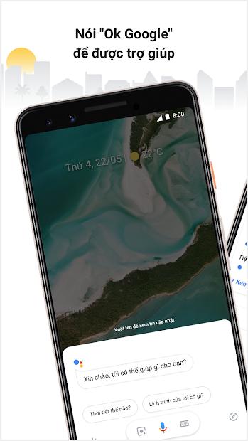 Screenshots Google Assistant - Trợ lý ảo