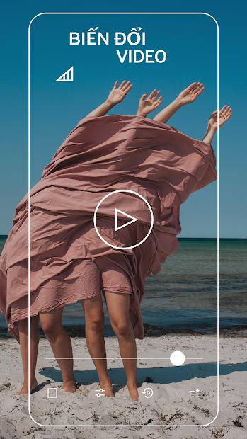 Screenshots VSCO: Chỉnh Sửa Ảnh và Video