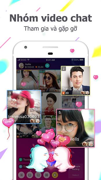 Screenshots BIGO LIVE - #1 Live Stream App - Ứng dụng livestream tiện nhất