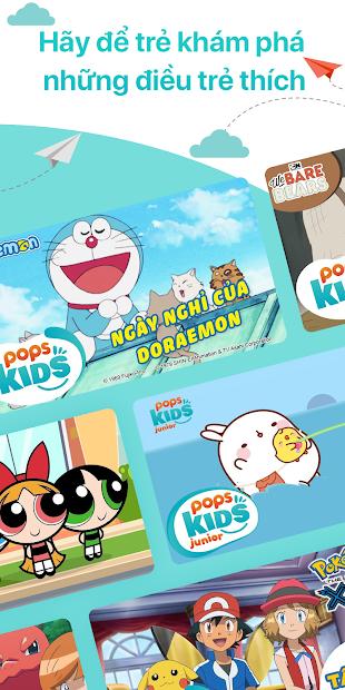 Screenshots POPS Kids - Phim, Nhạc & TV Show