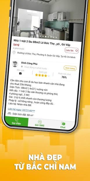 Screenshots Chợ Tốt - Chuyên mua bán online: Ứng dụng mua bán rao vặt hàng đầu Việt Nam