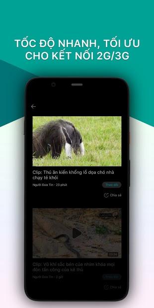Screenshots BÁO MỚI: Ứng dụng đọc Báo, Tin Mới 24h nhanh chóng
