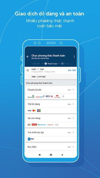 Screenshots Traveloka: Ứng dụng đặt chỗ ở, vé bay, tour,...tiết kiệm