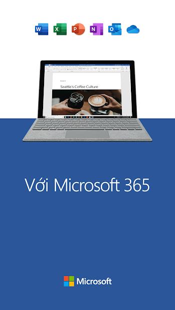 Screenshots Microsoft Word: Tạo, chỉnh sửa, chia sẻ tài liệu nhanh chóng