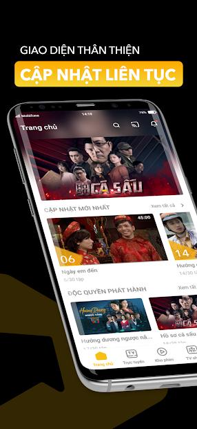 Screenshots VTV Giải Trí - Internet TV - Ứng dụng xem TV online của VTV