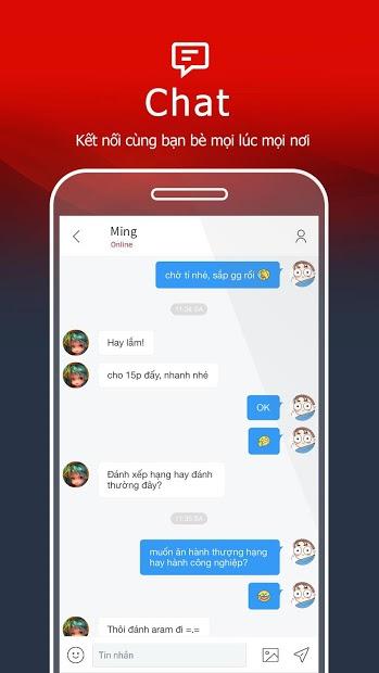 Screenshots Garena - Ứng dụng hàng đầu dành cho game thủ