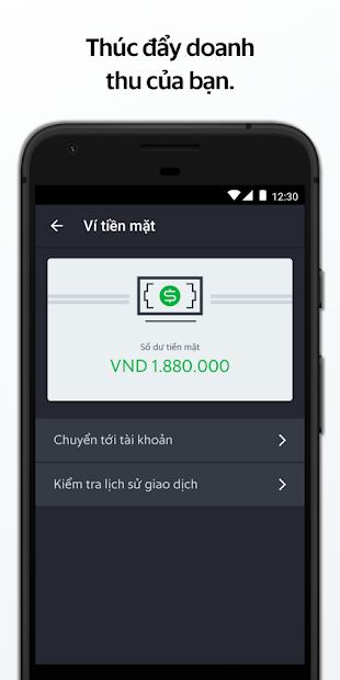 Screenshots Grab Driver - Đăng ký làm tài xế cho Grab