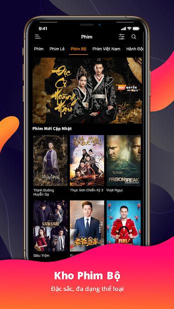Screenshots Clip TV – Truyền hình internet