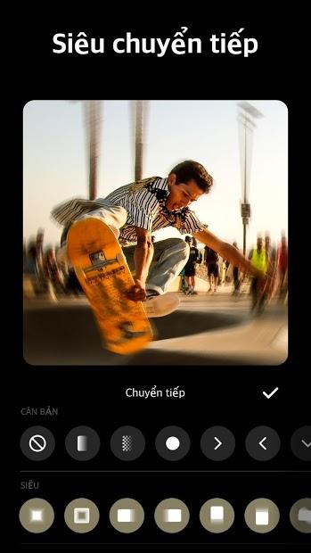 Screenshots InShot - Phần mềm tạo chỉnh sửa video tốt nhất, trình tạo ảnh miễn phí