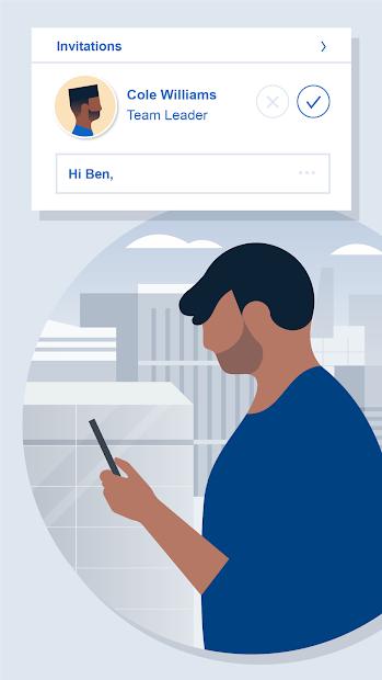 Screenshots LinkedIn: Jobs, Business News & Social Networking LinkedIn
