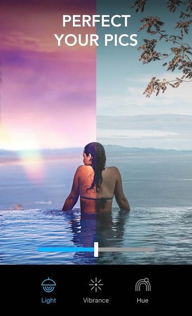 Screenshots Lightleap Photo Editor - Ứng dụng chỉnh sửa hình ảnh