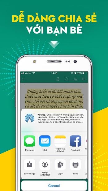 Screenshots Waka 4.0 - Ebook & Audiobook: Nơi đọc sách hoàn toàn miễn phí