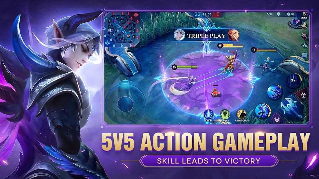 Screenshots Mobile Legends: Bang Bang VNG - Đỉnh cao MOBA mobile