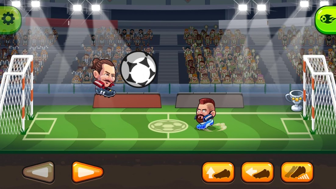 Screenshots Head Ball 2 - Đầu to bóng nhỏ