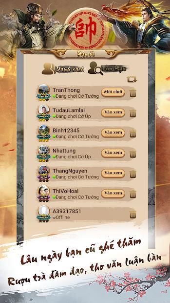 Screenshots Cờ Úp online - Cờ Tướng online - Ziga