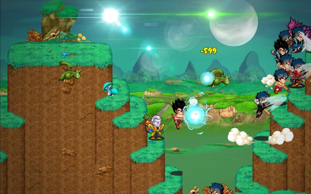 Screenshots Chú Bé Rồng Online