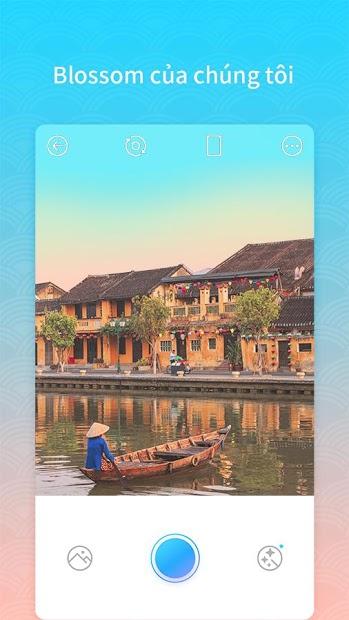 Screenshots PICNIC - Ứng dụng chỉnh ảnh chụp ngoài trời
