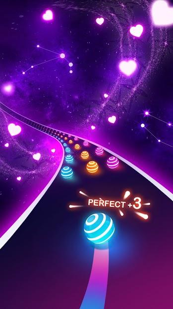 Screenshots Dancing Road: Color Ball Run - Đường đua âm nhạc