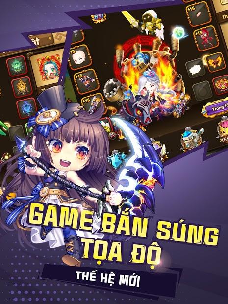 Screenshots GunGun Mobile - Bắn Gà Ra Gấu