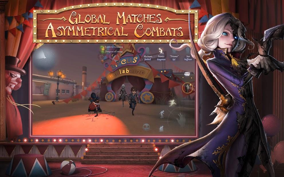 Screenshots Identity V - Cuộc chiến bất đối xứng