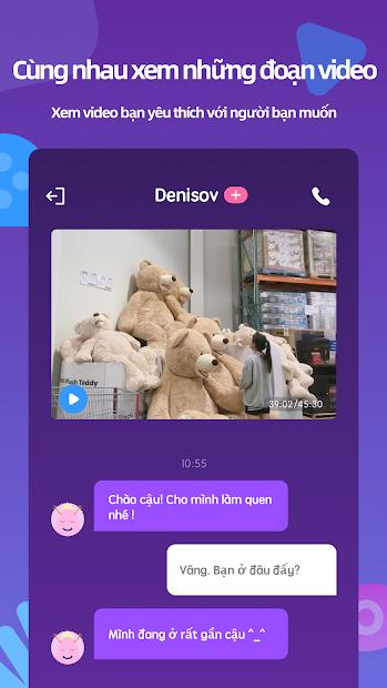 Screenshots Litmatch - Kết nối, trò chuyện, nhắn tin ngẫu nhiên cùng bạn mới