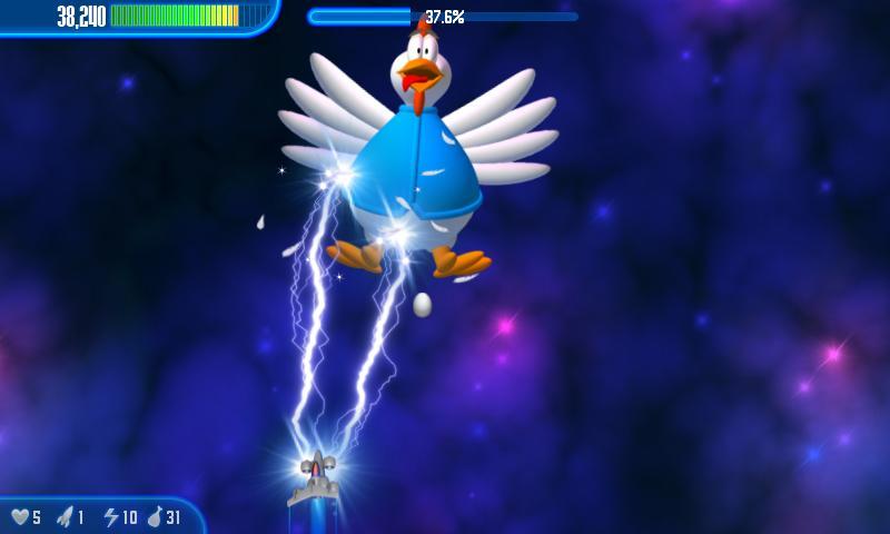 Screenshots Chicken Invaders 3- Bắn gà 3